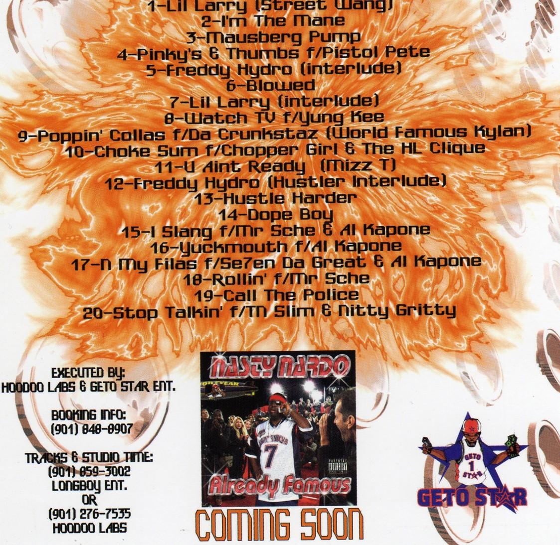 Nasty Nardo in Memphis | Rap - The Good Ol'Dayz